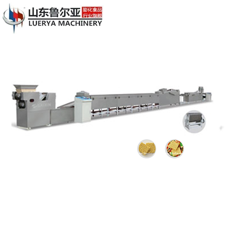 Factory sell fried instant noodle making equipment