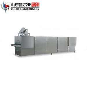 LUERYA Textured Vegetable And Soya Protein Food Processing Line