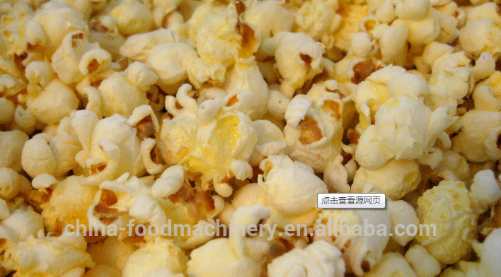 Hot Sale Popcorn making machine production line