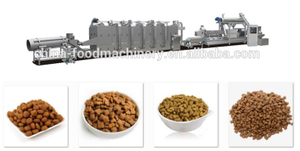 2021 New Arrival Pet Food Production Line